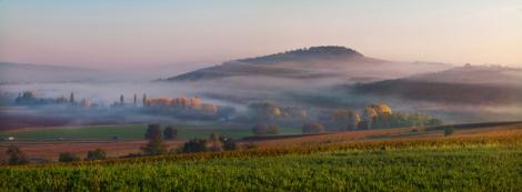 © Frantisek Zvardon – La collina di Scharrach vista da Dangolsheim