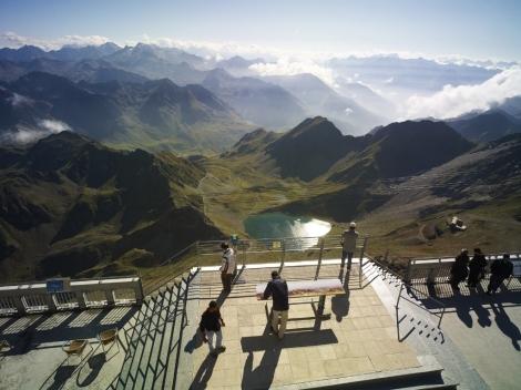 Pic du Midi - Le terrazze panoramiche