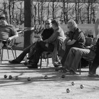 Parigi: voglia di una partita di bocce?