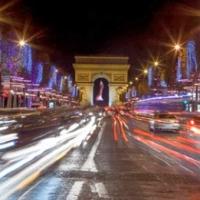 Parigi: Natale sui Champs-Élysées